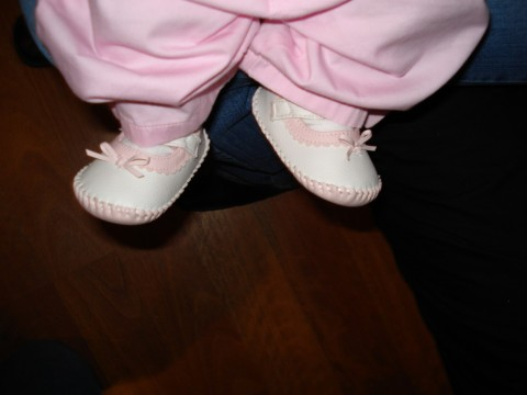 Lila's Baby Shoes.